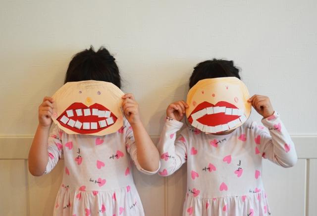 乳歯が生える時